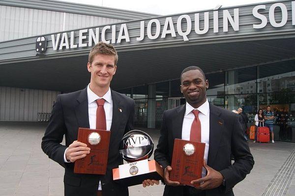 Justin Doellman élu MVP de la Liga Endesa