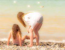 la plage est un mot féminin !