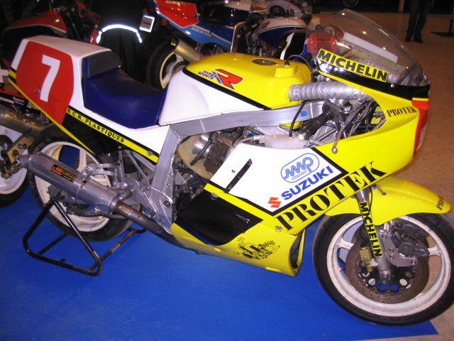 Salon-MOTOLEGENDE-2012 parc floral de Vincennes Exposition bourse motos anciennes