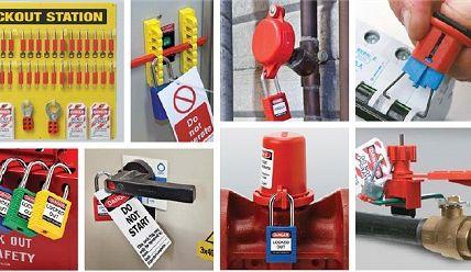 Verriegelungssysteme und Ventilabsperrungen für den effektiven Arbeitsschutz