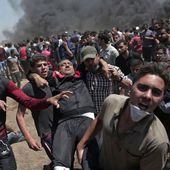 La FSM condamne le nouveau meurtre de dizaine de Palestiniens à Gaza - Solidarité Internationale PCF