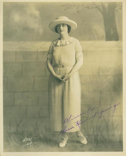 Kimball Young Clara