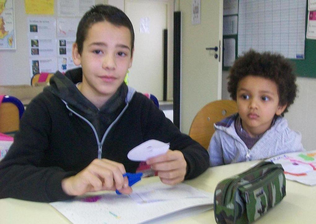 Noël 2017 à l'école Sainte Anne de Feugarolles