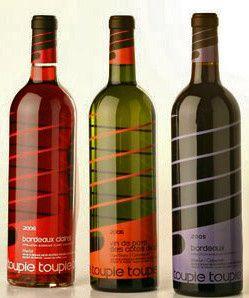 Dégustation de vins : Toupie, or not Toupie...