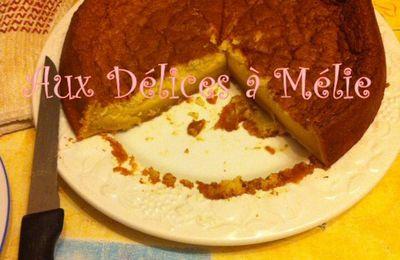 Gâteau au Caramel au beurre salé