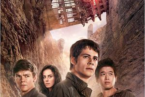 LE LABYRINTHE : LA TERRE BRULEE (Maze runner : the scorch trials))