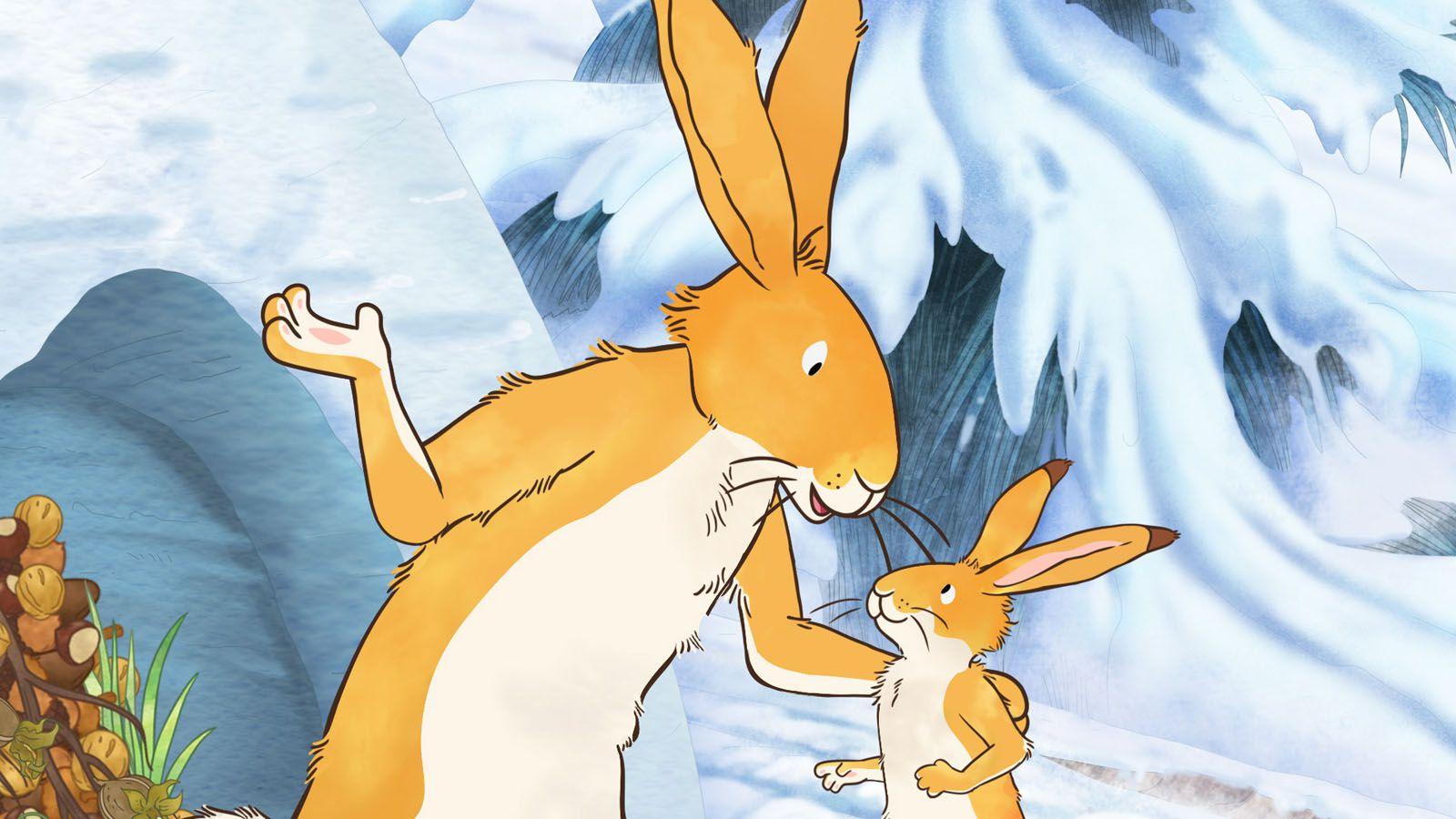 Le Noël de petit lièvre brun (BANDE-ANNONCE) de Samantha Leriche-Gionet, Sophie Martin, ... - Le 11 novembre 2020 au cinéma