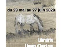 #Exposition à la librairie de Saujon 2020#