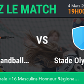 Torcy Handball Marne la Vallee 3 - Stade Olympique Rosny Sous Bois - Hand