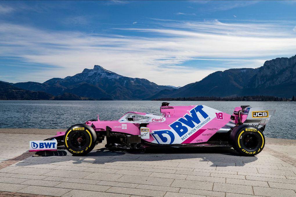 BWT se renforce chez Racing Point