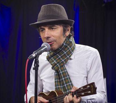 «Il n'y a plus de blé» : Thomas Fersen n'arrive plus à vivre de sa musique