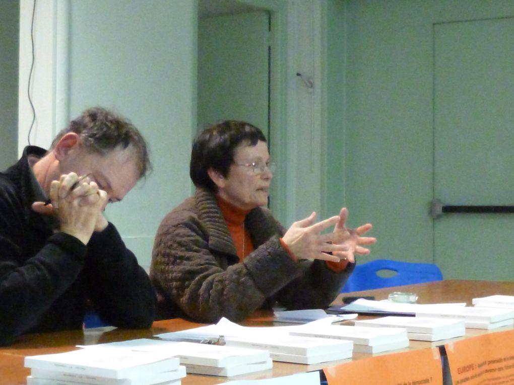Réunion 4 décembre 2012