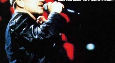 U2 -PopMart Tour -31/05/1997 -East Rutherford -USA -Giants Stadium