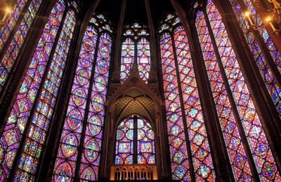 29 juin 2017 - Tim Mead à la Sainte-Chapelle de Paris.