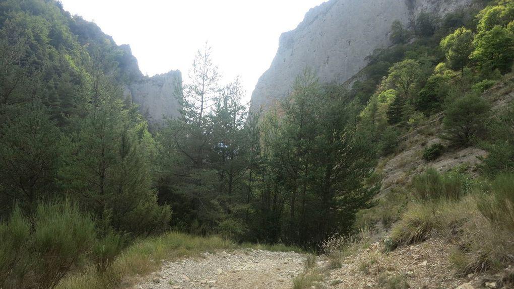 8 septembre étape 13 de Dignes à Thorame Basse 74 km