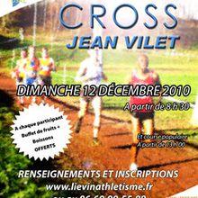 Cross Jean Vilet à Lievin