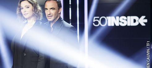 L'information ultra puissante sur TF1 comme Fr2. Bon score pour 50' inside, le 30/12/17