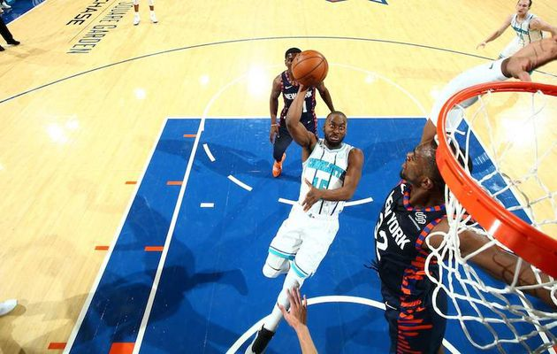 Les Hornets s'imposent au Madison Square Garden