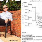 DISGUSTING: Emails Reveal 'Dr. Fauci's March Madness' Disease Bracket - National File