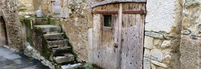 Châtillon-en-Diois (5) : Quelques détails glanés dans le village / Balade dans la Drôme