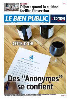 Immersion chez les Alcooliques Anonymes à Dijon, qui se retrouvent avec le déconfinement
