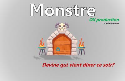 nouvelle vidéo de Monstre