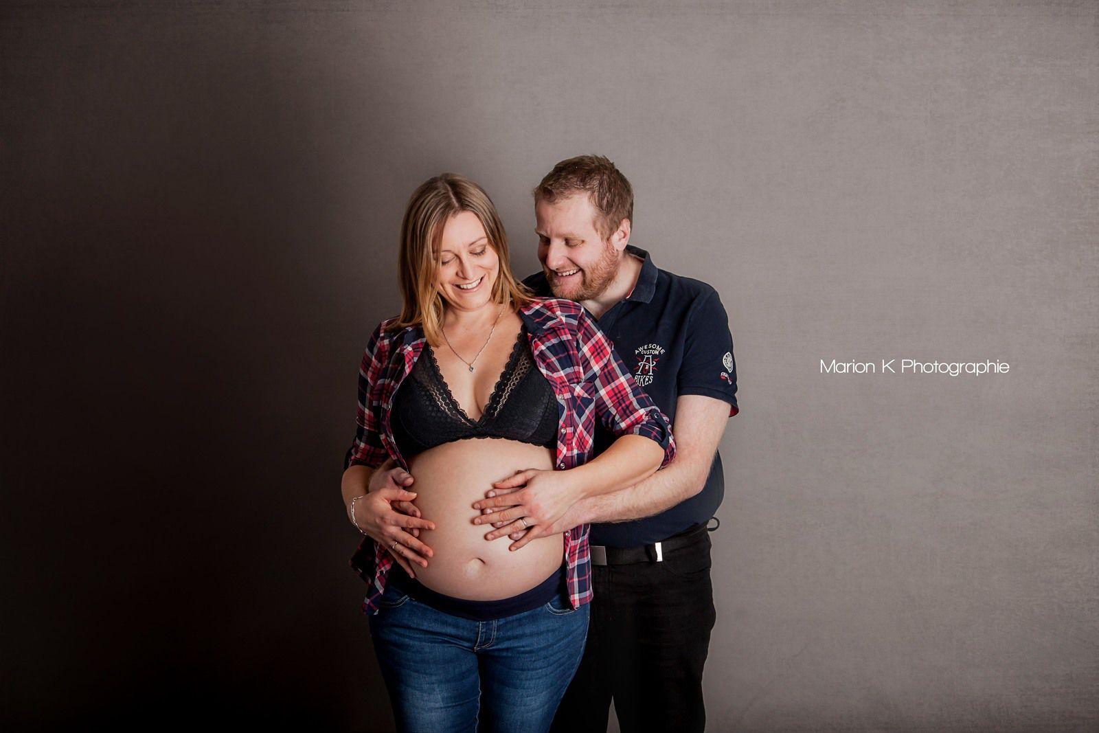 Audrey - Séance photos grossesse, maternité, bébé, Colmar, Alsace