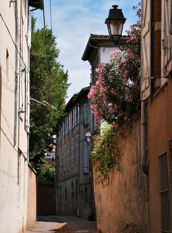 Même sous la pluie d'orage, Toulouse garde un charme fou !
