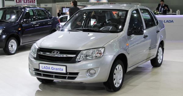 Le marché automobile russe boit la tasse!