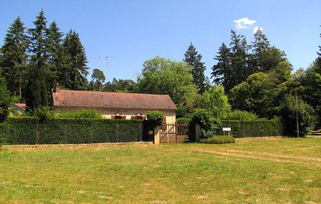 la maison forestière du Francport