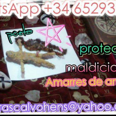PROTECCION ROMPER MALDICIONES - E. C. H.
