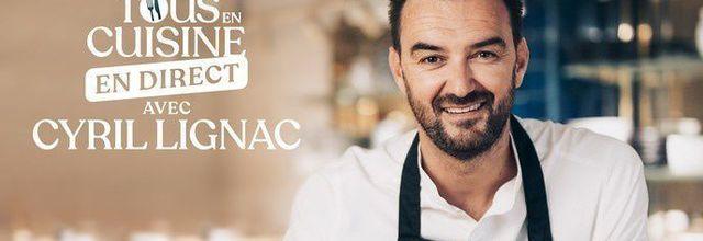 """""""Tous en cuisine en direct avec Cyril Lignac"""" sur M6 : Les ingrédients de ce vendredi 4 septembre (Sushis et California Rolls)"""
