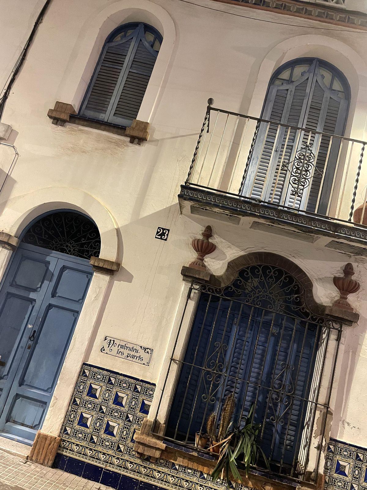 Une semaine à Sitges
