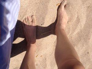 Seaside adventures in August