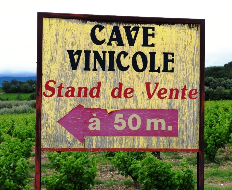 Cave coopérative de Ponteilla.