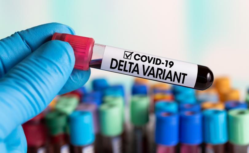 La variante delta es seis veces más mortal entre los vacunados anti-Covid, según un informe de salud pública del Reino Unido
