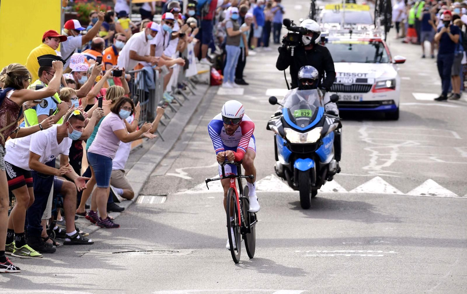 Quelques cyclistes du Tour de France - 12 photos