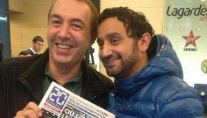 Buzz: Cyril Hanouna VS Morandini ce matin sur Europe1 ! (video)