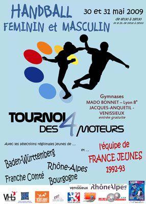 Le programme du week-end : Handball, judo, natation, twirling...