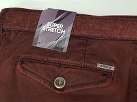 Nouveau pantalon MEYER SUPER STRETCH Palermo bordeaux
