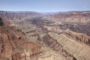 Grand Canyon. South Rim East.