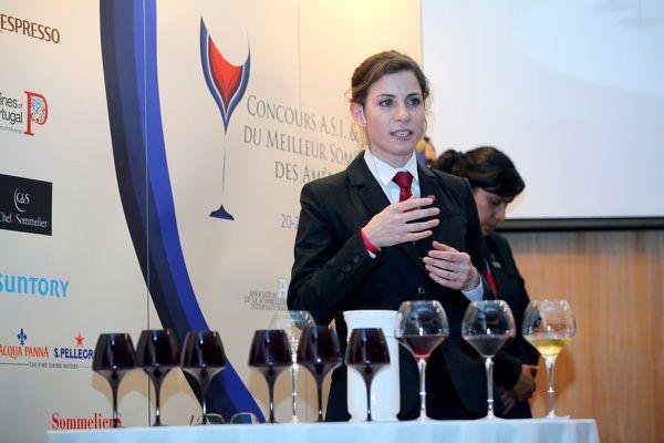Paz Levinson a atteint un double objectif : le titre continental et la qualification pour le prochain mondial. © Jean Bernard