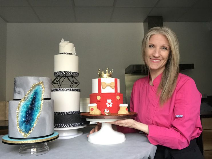 L'espace des commerces alimentaires s'agrandit avec Caroline Cake Design