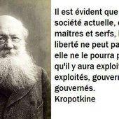 ★ Contre l'autoritarisme révolutionnaire - Socialisme libertaire