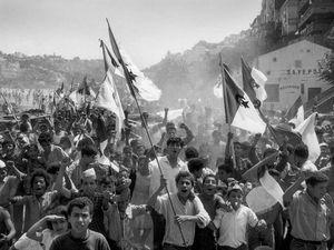 1962, Indépendance de l'Algérie, Marc Riboud.