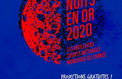 Les Nuits en Or 2020 - Un Tour du Monde en 26 Courts Métrages (Projection gratuite)