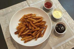 Frites irrésistibles de Julie Andrieu