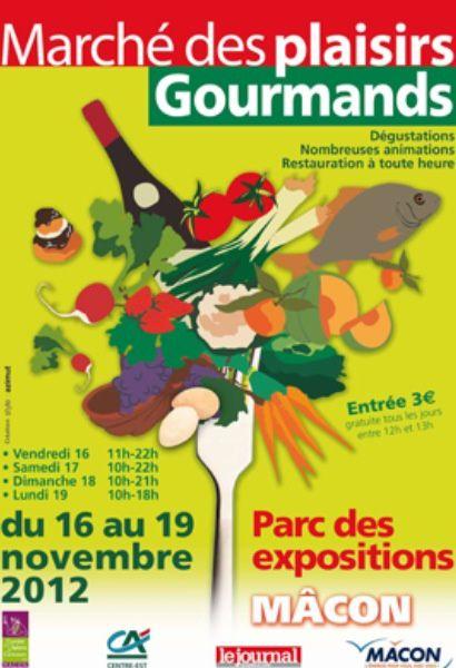 Les Kiwaniens se mobilisent pour Elise au Marché des Plaisirs Gourmands à Macon du 16 au 19 novembre 2012