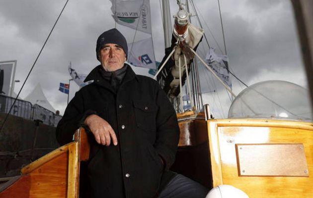 A mi-parcours de la Transat anglaise, Loïck Peyron sur Pen Duick II renonce