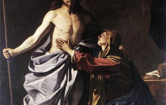 Mary Magdalene is the Mother of Jesus, by Saint Ephrem the Syrian